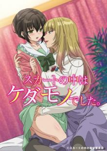 Anime crossdressing